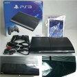【中古】[訳あり][本体][PS3]PlayStation3 プレイステーション3 チャコール・ブラック 500GB(CECH-4300C)(20140828)【RCP】