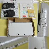【中古】[訳あり][本体][3DS]Newニンテンドー3DS LL パールホワイト(RED-S-WAAA)(20150611)【RCP】