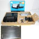 【中古】[訳あり][本体][WiiU]Wii U プレミアムセット 黒 PREMIUM SET kuro/クロ(本体メモリー32GB)(WUP-S-KAFC)(20121208)【RCP】