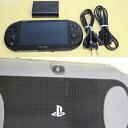 【中古】[訳あり][本体][PSVita]PlayStationVita Wi-Fiモデル ブラック(PCH-2000ZA11)(20131010)【RCP】