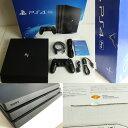 【中古】[訳あり][本体][PS4]プレイステーション4 プロ PlayStation4 Pro 1TB ジェット・ブラック(CUH-7000BB01)(20161110)【RCP】