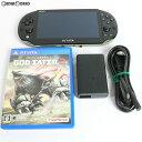 【中古】 訳あり 本体 PSVita PlayStationVita×GOD EATER 2 Fenrir Edition(ゴッドイーター2同梱版)(PCHJ-10010)(20131114)