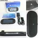 【中古】【訳あり】 本体 PSVita PlayStationVita Wi-Fiモデル ブラック(PCH-2000ZA11)(20131010)