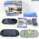 【中古】【訳あり】 本体 PSVita PlayStationVita×GOD EATER 2 Fenrir Edition(ゴッドイーター2 フェンリルエディション)(PCHJ-10010)(20131114)