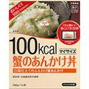 100kcalマイサイズ 蟹のあんかけ丼150g