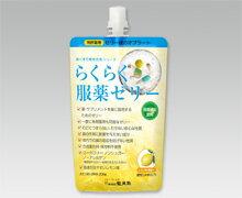 【龍角散】らくらく服薬ゼリーチアパック<レモン味...の商品画像