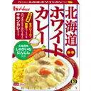 【ハウス食品】北海道ホワイトカレー 210g ×10個セット☆食料品 ※お取り寄せ商品