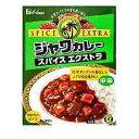 【ハウス食品】ジャワカレー スパイスエクストラ(中辛)210g×10個セット☆食料品 ※お取り寄せ商品