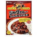 【ハウス食品】ジャワカレー スパイスエクストラ(辛口)210g×10個セット☆食料品 ※お取り寄せ商品