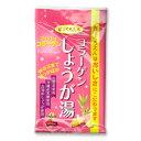 【大阪ぎょくろえん】コラーゲンしょうが湯 18g×4包■食品※お取り寄せ商品
