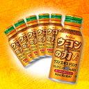 【ハウス食品】ウコンの力 ウコンエキスドリンク 100ml×6本セット☆食料品 ※お取り寄せ商品