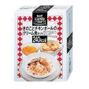 【キューピー】ユニットカロリーグルメ きのことチキンボールのクリーム煮セット 440g☆食料品※お取り寄せ商品