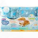 【ペッツルート】枕付きひえひえジェルマット 抗菌 M(青) ★ペット用品 ※お取り寄せ商品【RCP】
