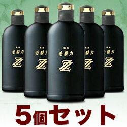 【毎日ポイント2倍】【ライオン】薬用毛髪力ZZ 200ml×5個セット【RCP】【HLS_DU】