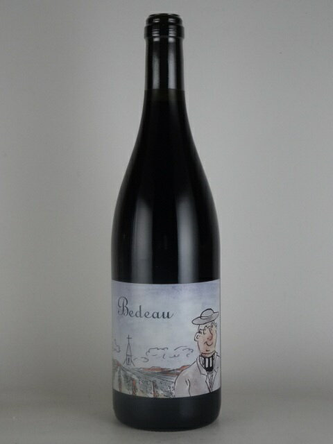 [2013] ブルゴーニュ・ルージュ ブトー -フレデリック・コサール- Bourgogne Rouge Bedeau -Frederic Cossard-