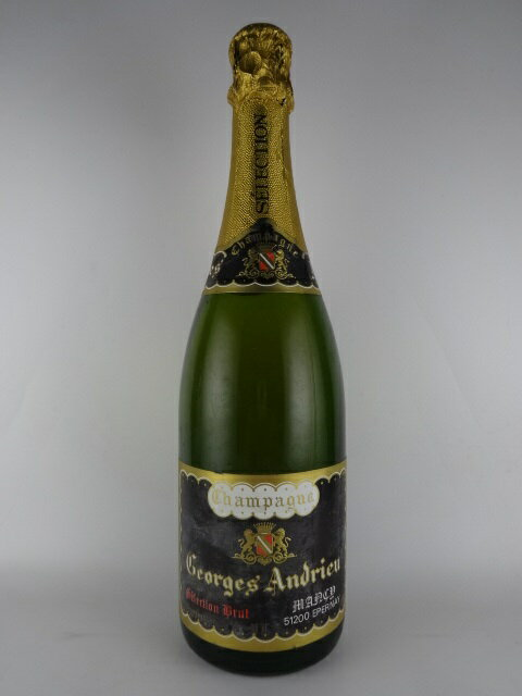 [NV]【1970s】 ジョルジュ・アンドリュー ブリュット・セレクション Georges Andrieu Brut Selection
