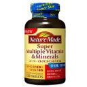 大塚製薬ネイチャーメイドスーパーマルチビタミン&ミネラル181.8g(1515mg×120粒)