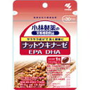 小林製薬の栄養補助食品ナットウキナーゼ・EPA・DHA