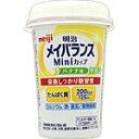 明治メイバランスMiniカップ バナナ味<125mL>