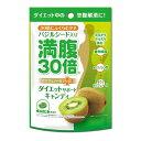 グラフィコ満腹30倍キャンディ(キウイ)<42g>