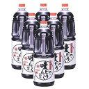 東北醤油 キッコーヒメ万能つゆ 味どうらくの里 1ケース<1800mL×6本入>