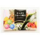 【送料無料】 めっちゃたっぷり フルーツ青汁 30包 メール便