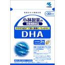 【送料無料】 ポスト便発送 小林製薬 10個セット DHA 90粒×10