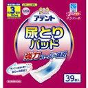【送料無料】39枚×3 アテント 尿取りパット 強力スーパー吸収 女性用 39枚×3