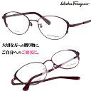 ショッピングフェラガモ Salvatore Ferragamo sf2540a 603 ワイン 52□16 ブランド眼鏡 チタン 眼鏡 ブランド 眼鏡 女性 プレゼントに最適 フェラガモ メガネフレーム ガンチョ ガンチーニ ヴァラ バラ titanium