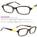 ショッピングプラスチック メガネ GOSH 935 935-2 土日も発送可能 美しいプラスチック生地が見つかるまで日本国内やイタリアで企画するほど、こだわった眼鏡ブランド。japan 眼鏡 日本製 メガネ made in japan 鯖江 sabae サバエ メガネ