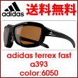 【送料無料】今ならメガネストラッププレゼント【adidas】アディダス スポーツサングラス TERREX FAST a393 color:6050