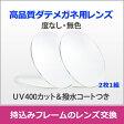 持ち込みフレームのレンズ交換も歓迎!ダテメガネ用無色度なし眼鏡レンズ(2枚1組)【無色】【度なし】02P27May16