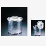 【シール容器】SAポリカーボネイト保存ポット[目盛無] 20cm