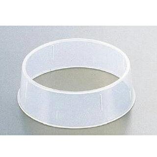 抗菌丸皿枠[ポリプロピレン] W-4 25cm用 【 ディッシュスタック 】