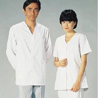 女性用調理衣 半袖 FA-332 S 【 調理衣...の商品画像