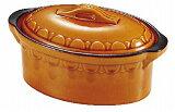マトファ陶磁器 オーバルテリーヌ 10762 170×100mm 【 業務用 】【 食器 オーブンウエア 】 【 調理器具 厨房用品 厨房機器 プロ 愛用 販売 なら 名調 】