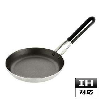 『 親子鍋 IH IH対応 』TKG共柄厚板 IHアルミテフロン親子鍋 横柄 16.5cm