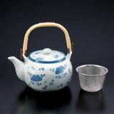 茶壶餐具厨具 - 商业] [舞花陶器茶壶英国70022;[土瓶 花の舞 UK-70022 【 生活用品 家電 食器 台所用品 急須 】]