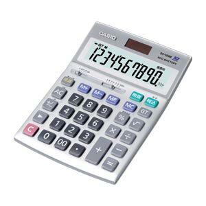 【まとめ買い10個セット品】電卓 DS-10WK 1台 カシオ【 オフィス機器 電卓 電子辞書 電卓 】