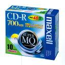 PC DATA用 CD-R パソコンデータ用1回記録タイプ CD-R 2-48倍速対応 CDR700S.1P10S