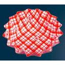 ココ・ケース(500枚入)丸型 ひまわり 大 赤