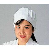 【 婦人帽 [白] No.24 】 【 業務用厨房機器 カタログ掲載 プロ仕様 【 厨房器具 製菓道具 おしゃれ 飲食店 】