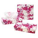 【まとめ買い10個セット品】 桜ティッシュ60個 【桜 サクラ さくら 春 景品 プレゼント 雑貨 イベント 装飾】