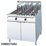 【】フジマック 業務用ガスゆで麺器 FGNB966046A W960×D600×H800