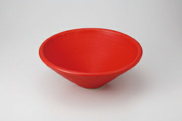 【まとめ買い10個セット品】和食器 赤ガラス 31cm(中)金具付 35K542-28 まごころ第35集 【キャンセル/返品不可】
