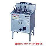 【?ゆで麺機】マルゼン ガス式ラーメン釜 角槽型 一槽式〔MRK-046B〕