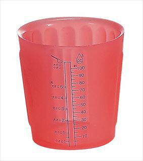 ViV(ヴィヴ)シリコンメジャーカップS59966レッドおしゃれメジャーカップ人気メジャーカップキッ