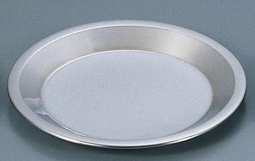 『パイ皿 お菓子作り』18-0ステンレス パイ皿 中