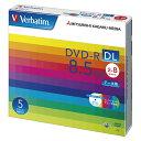 PC DATA用 DVD-R DL パソコンデータ用大容量1回記録タイプ(2層式) DVD-R DL〈2層式〉2-8倍速対応 DHR85HP5V1 【メイチョー】