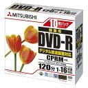 録画用 DVD-R テレビ録画用1回録画タイプ DVD-R 1-16倍速対応 VHR12JPP10 【メイチョー】